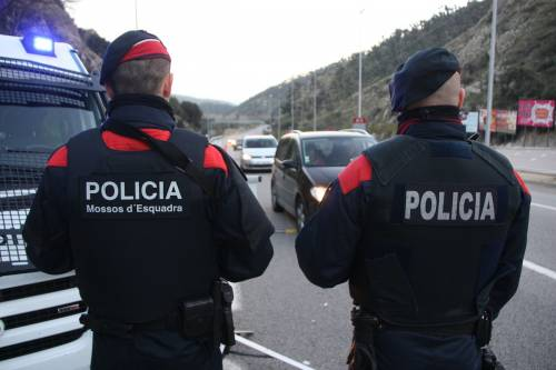 Nigerian woman arrested in Spain