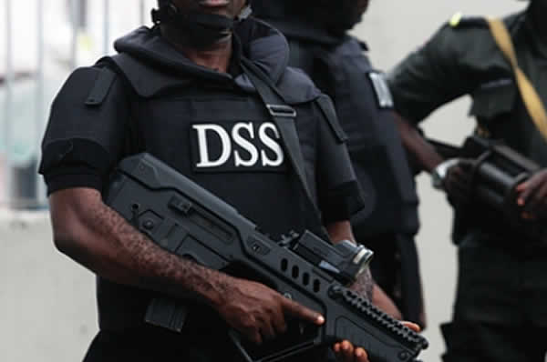 Man nabbed by DSS