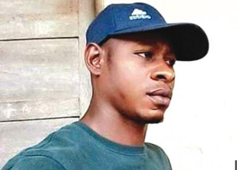 Victim, Igboghami Walter