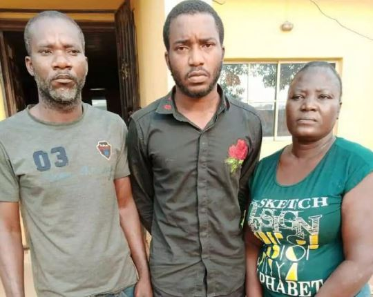 Favour's alleged killers