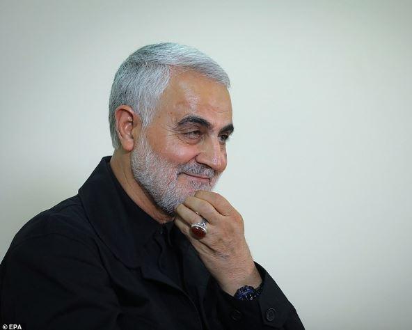 Quds commander Qassem Soleimani