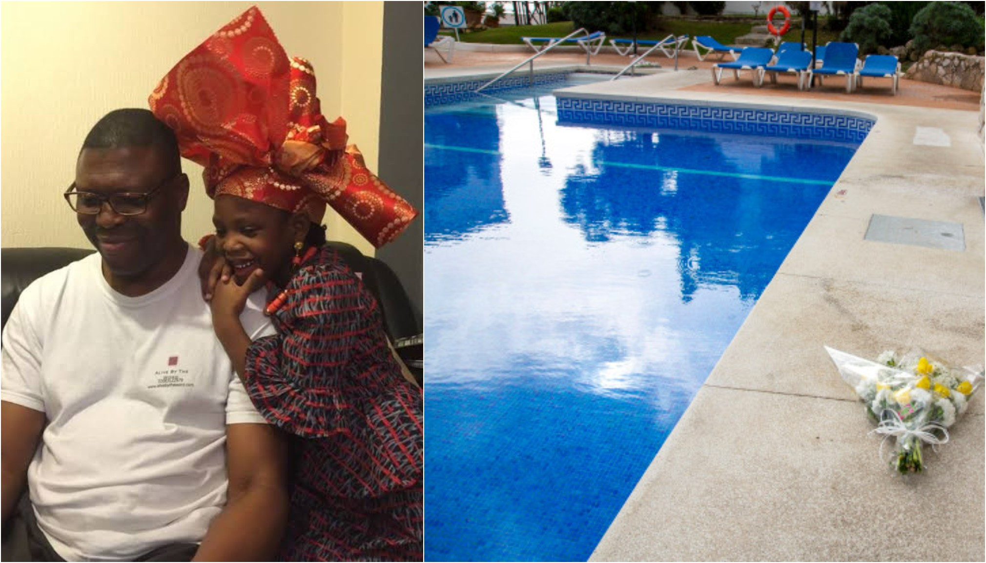 RCCG pastor and two kids drowned in a pool.