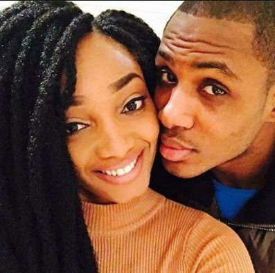 Jude Ighalo and wife, Sonia