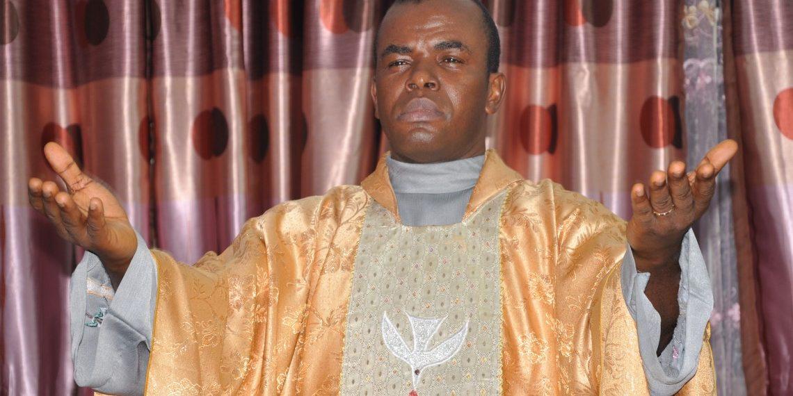 Rev Mbaka