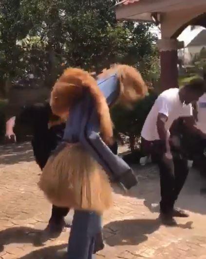 Masquerade dances