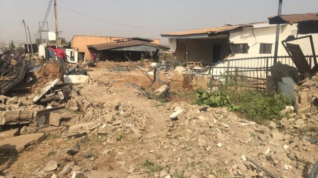 Saraki's property destroyed by Kwara government