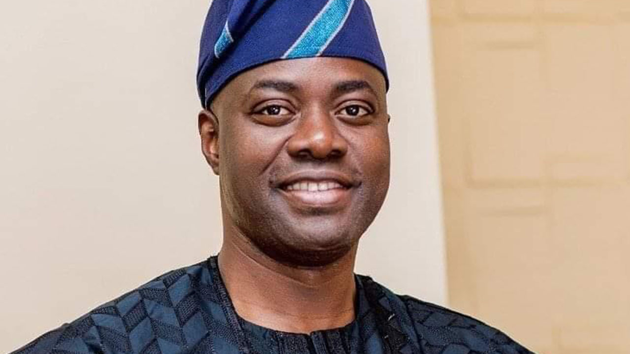 Gov Seyi Makinde