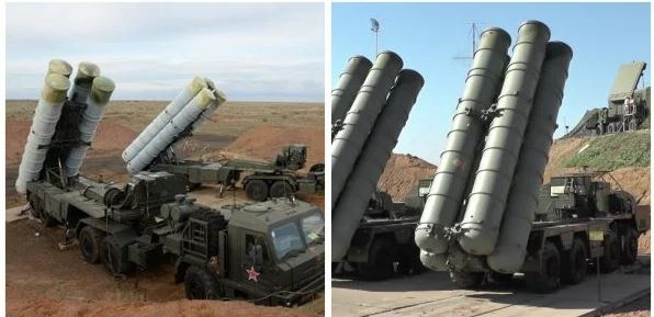 Russia offers its S-400 air defence system to Iraq