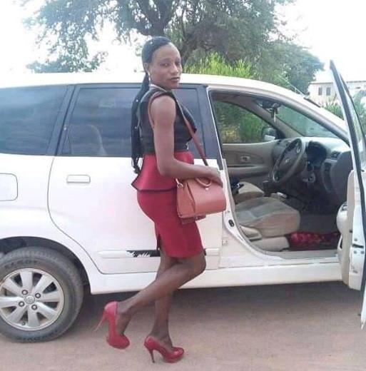 Transgender Woman, Nare Prince Mphela