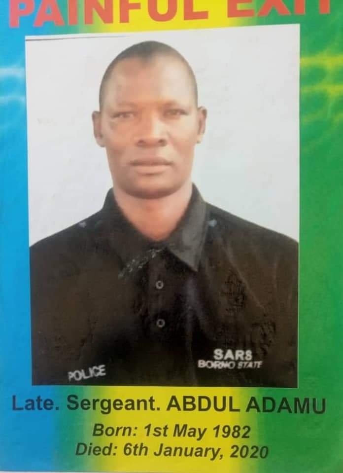 Abdul Adamu