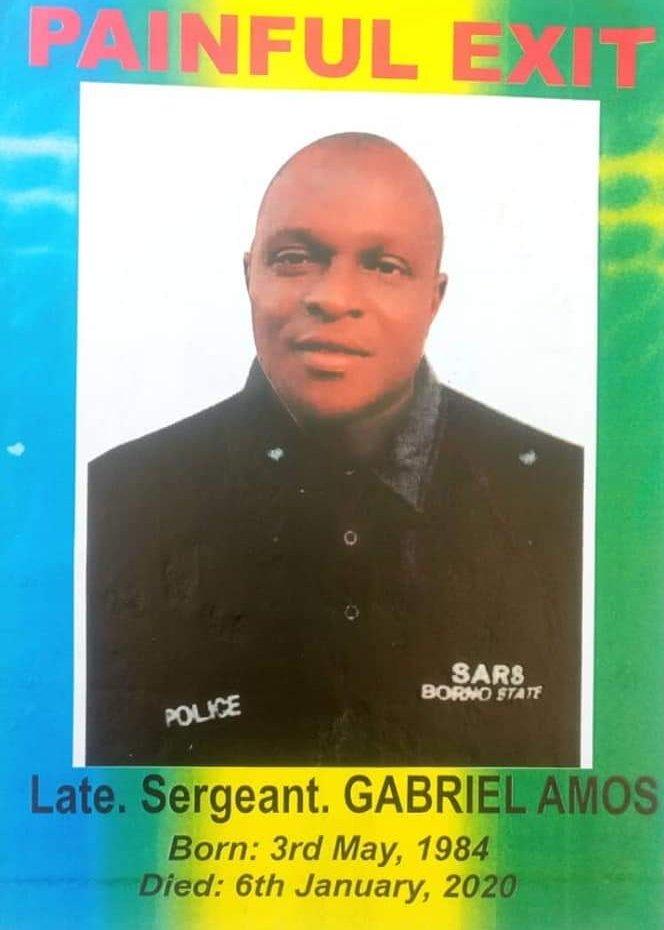 Gabriel Amos