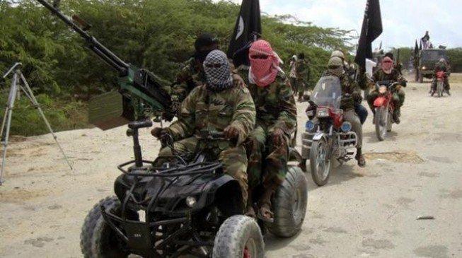 Boko Haram attacks Monguno