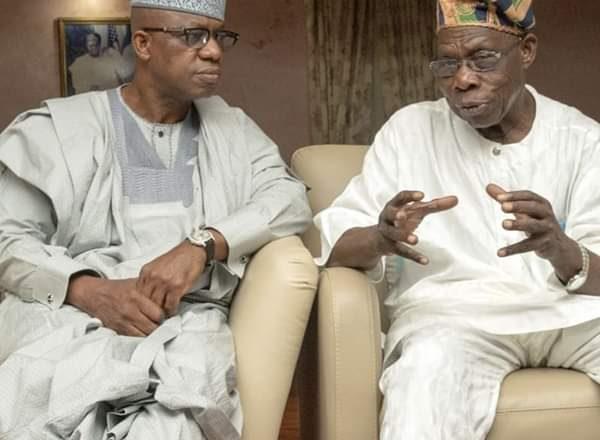 Obasanjo and Amosun