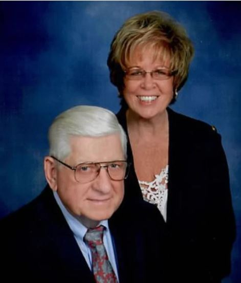 Bill and Nancy Schafraths