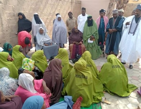 Kano Sharia police arrests prostitutes