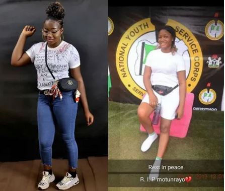 NYSC member commits suicide