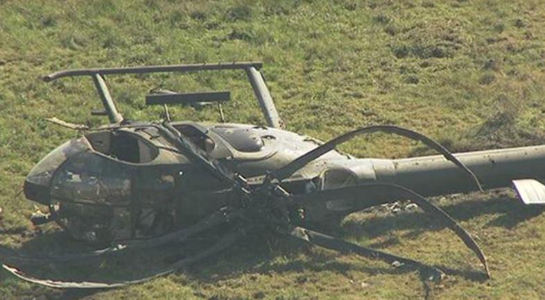 Plane crash South Africa