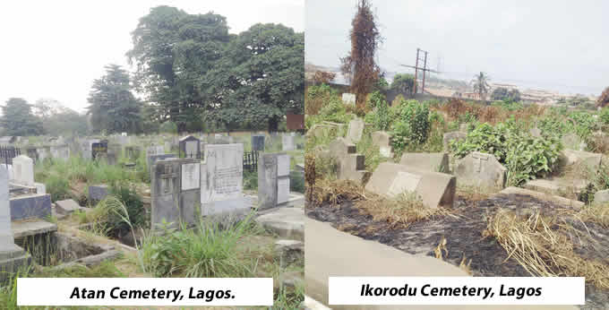 cemeteries for ritualists