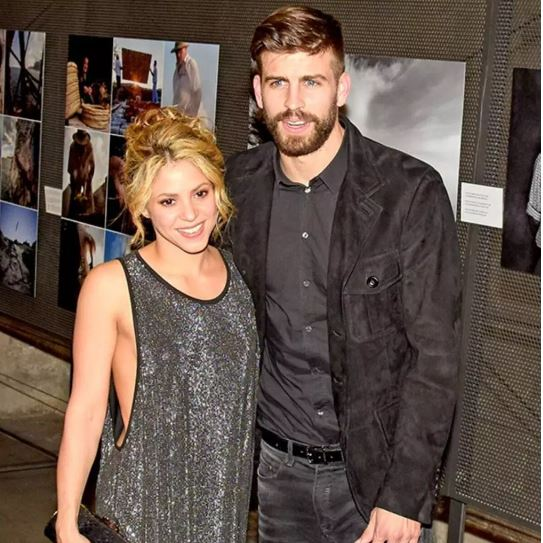 Shakira Reveals Why She Cannot Marry Barcelona Star, Pique