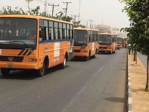 Ondo Shuttle buses
