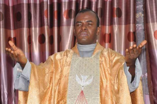 Fr Ejike Mbaka