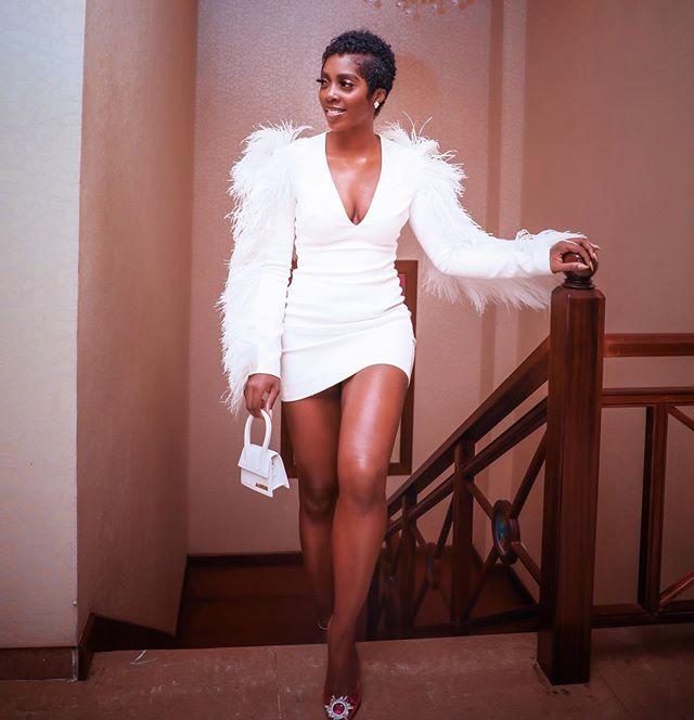 Tiwa Savage releases new photos