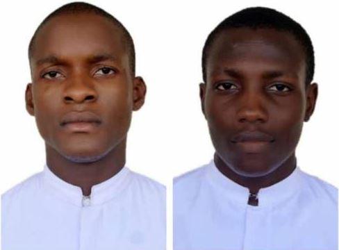 seminarians kidnapped
