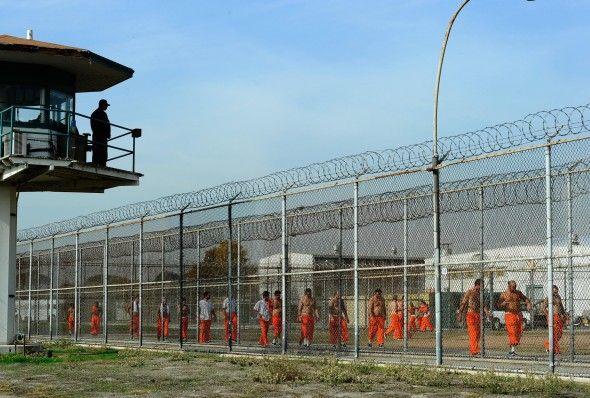 US prisons