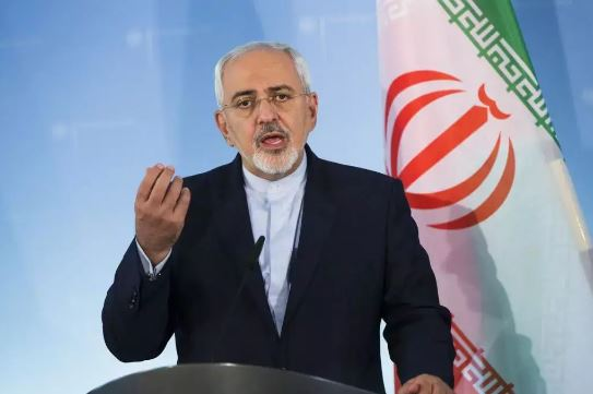 Foreign Minister, Javad Zarif,