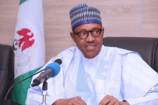 President Muhammadu Buhari, Governor Dave Umahi