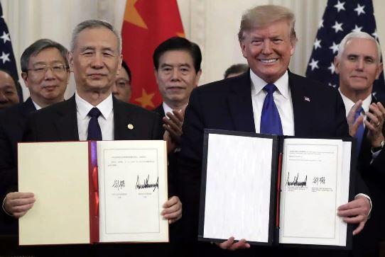 U.S, China