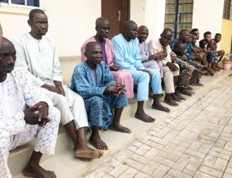 Katsina Kidnap Kingpin Apprehended In Kwara
