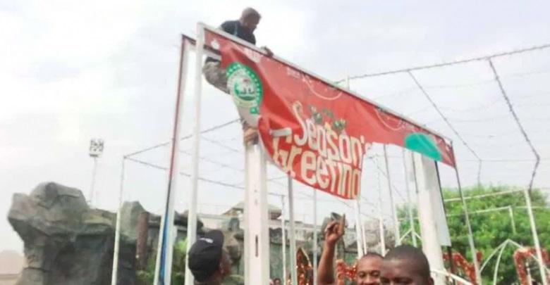 Emeka Ihedioha's billboards destroyed in Imo state