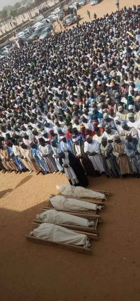 aides of Emir buried