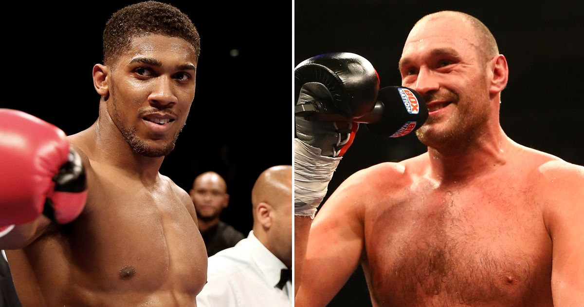 Anthony Joshua, Tyson Fury