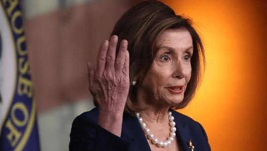 United States House Speaker, Nancy Pelosi