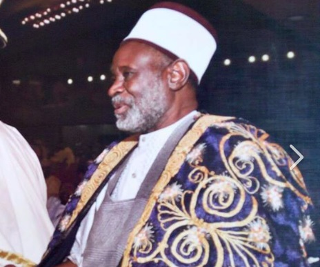 Emir of Potiskum, His Royal Highness, Alhaji Umaru Bubaram Ibn Wuriwa Bauya