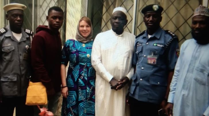 Sulaiman Isa, Jeanine Delsky, Hisbah officials