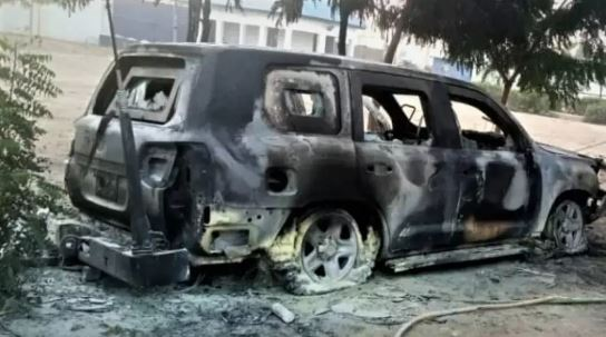 Borno attack