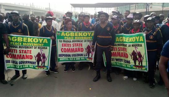 Agbekoya Peace Movement