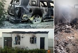 Boko Haram terrorists attack UN Building in Borno