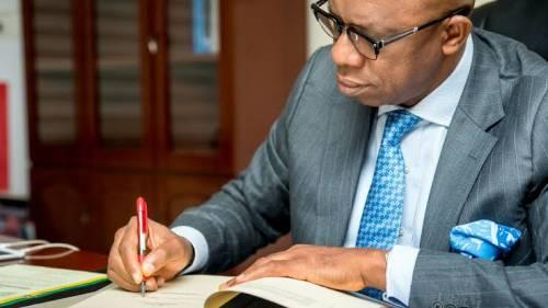 Governor Dapo Abiodun of Ogun State