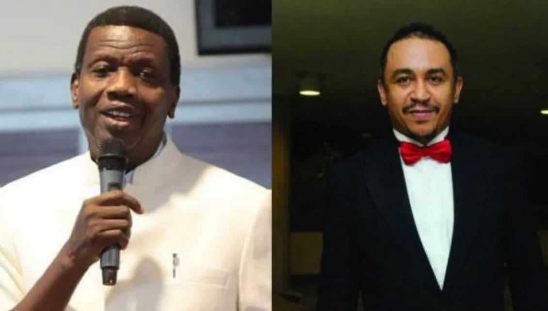 freeze and Adeboye
