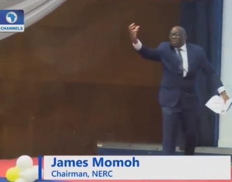 James momoh