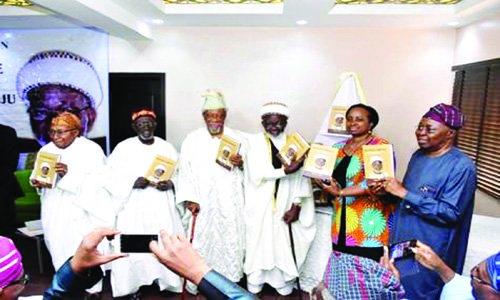 Meet Pa Idris Ola Lediju, The Oldest Author In Nigeria (Photo)