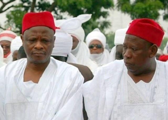 Rabiu Kwankwaso and Abdullahi Ganduje