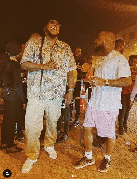 Peruzzi and Davido