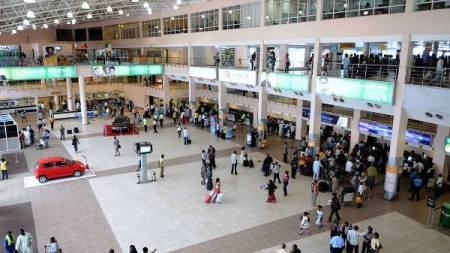 MURTALA MUHAMMED AIRPORT 2, LAGOS