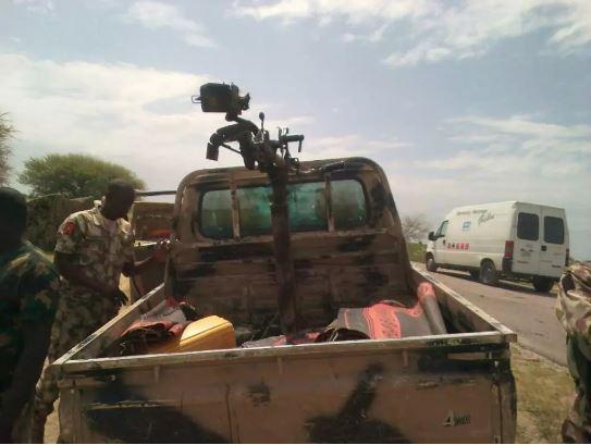 Nigerian army, Boko Haram