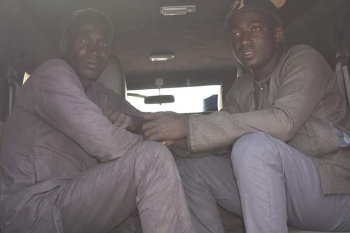 kidnappers caught